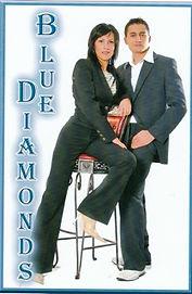 Blu Diamond