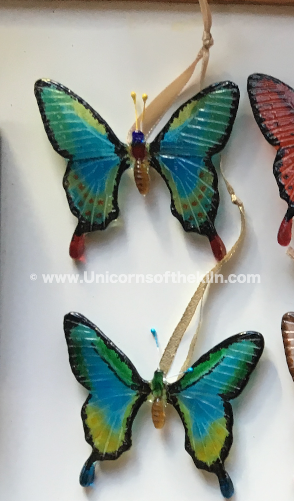 butterfly casting