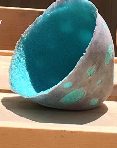 Spotted Egg