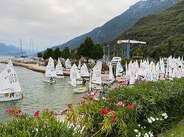 II Selezione Zonale per i Campionati Italiani Classe Optimist.