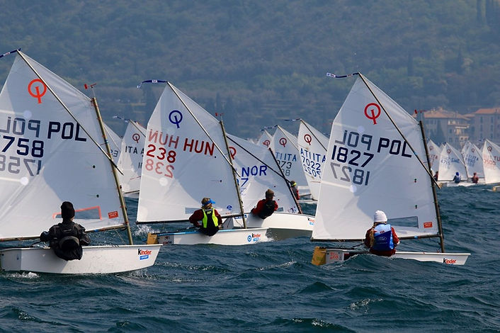 2a Tappa Trofeo Optimist Italia Kinder