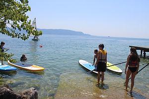 Chiusura stagionale Kalama Beach