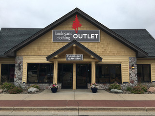 New Crosslake Outlet!