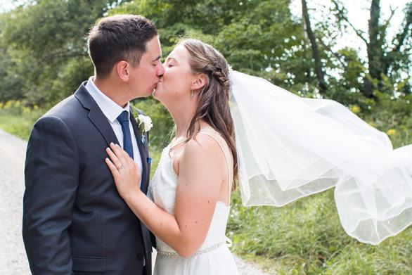 Country Wedding Veil
