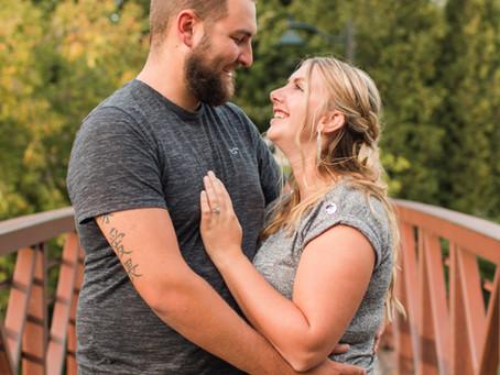 Kelsey & Colin's Engagement