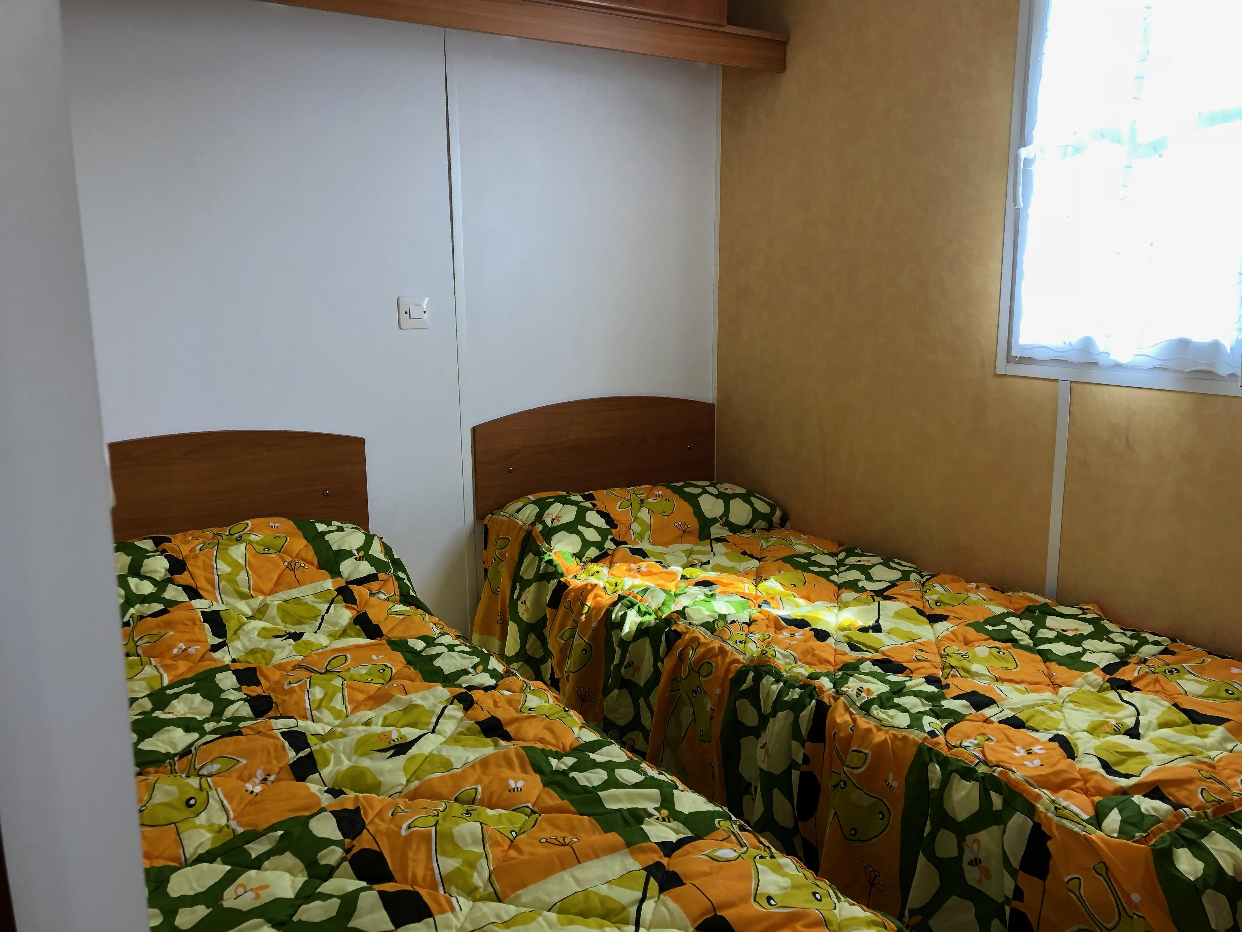 Habitación mobile home