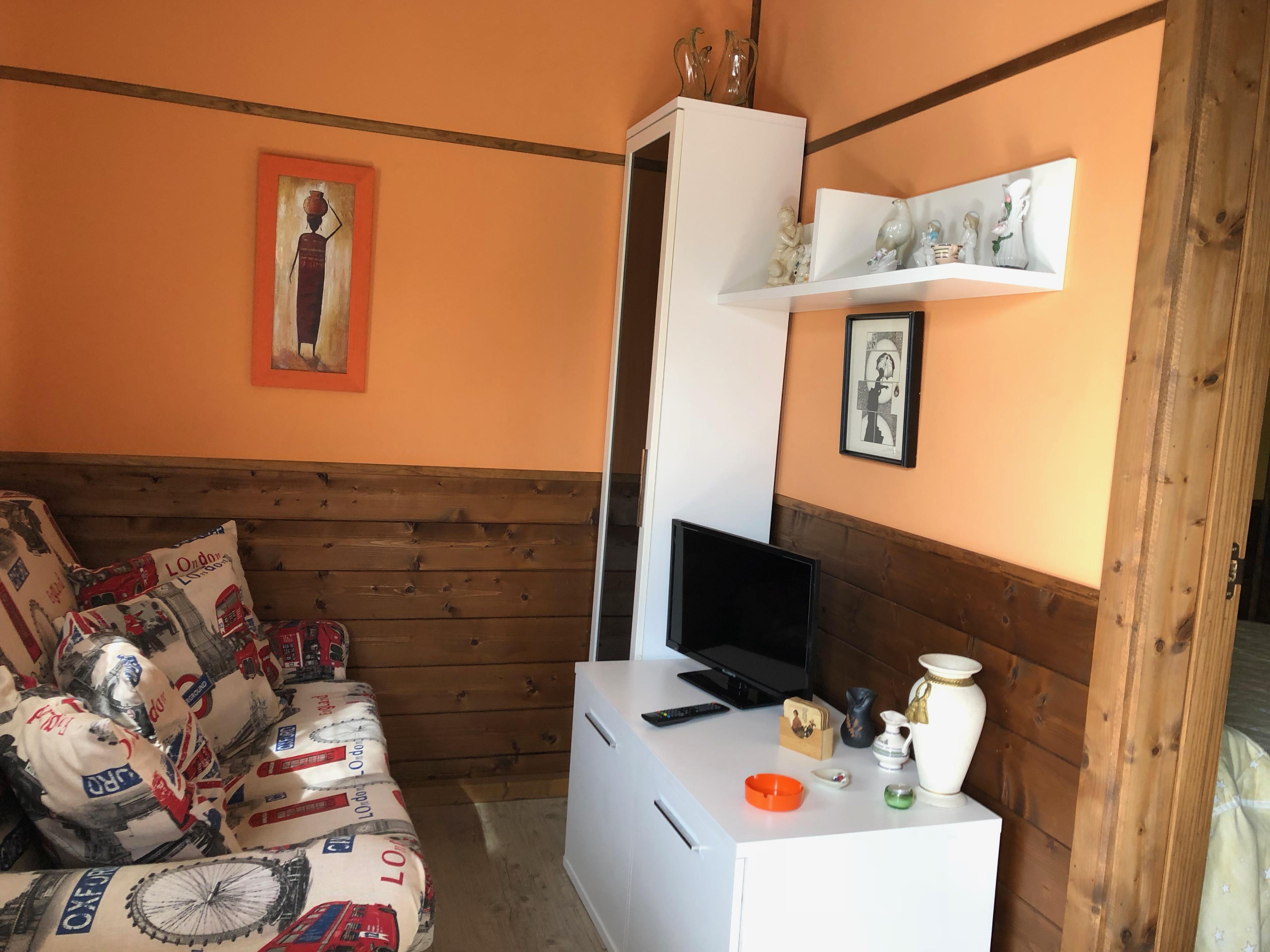 Salón bungalow