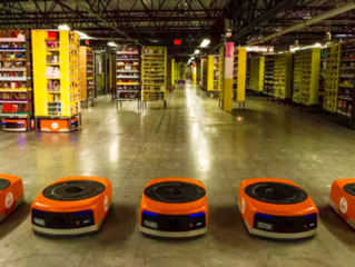 Why Warehouse Jobs Are Safe from Robots