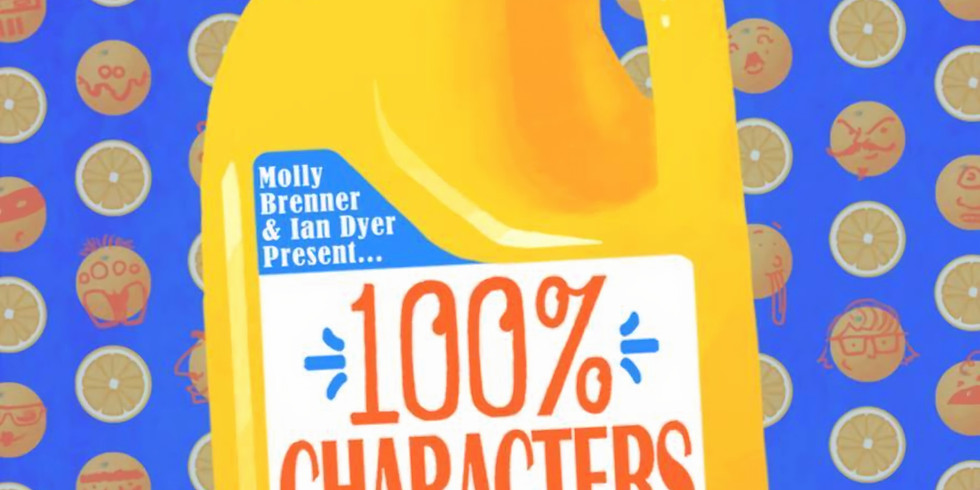 100% Characters