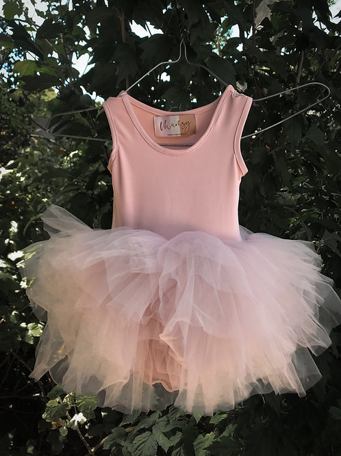 Dusty Pink Tutu