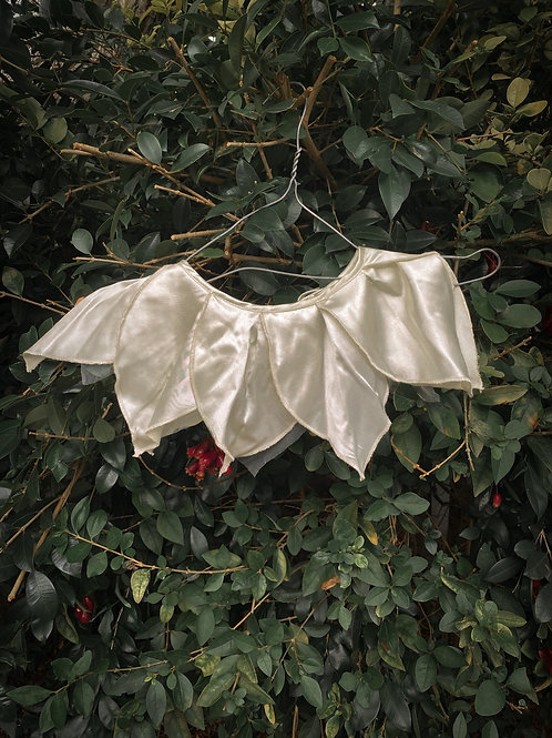 Petal Overlay Skirt