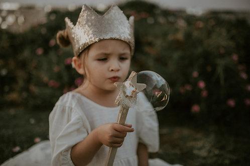 Magic Bubble Wands