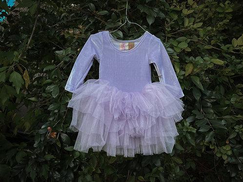 Lilac Velvet Tutu