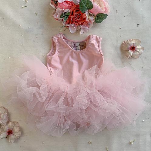 Powder Pink Tutu