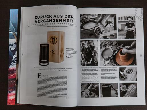 """24.03.2015 - Kooperation mit Die Presse """"Edition"""""""