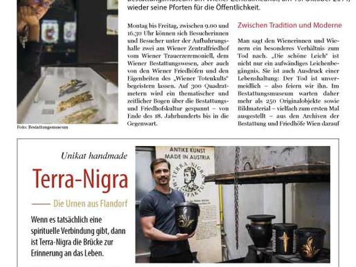 20.05.2015 - Devota: Terra-Nigra Urnen aus Flandorf