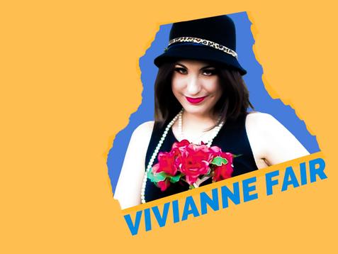Entrevista com Vivianne Fair - Autora da trilogia A Caçadora