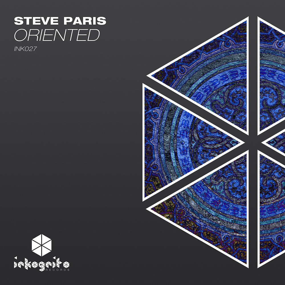 Steve Paris - Oriented - Inkognito Records