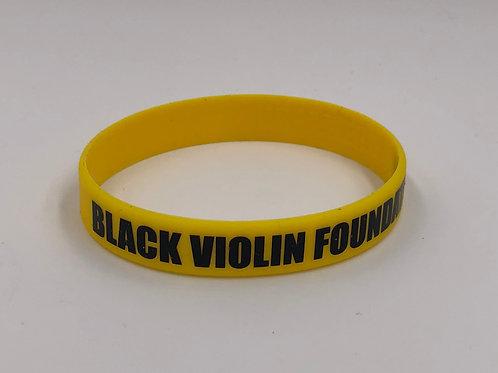 Black Violin Foundation Bracelet