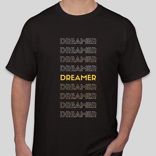 Black Dreamer Repeat Tee