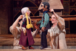Father Nandru at Wilton's Music Hall