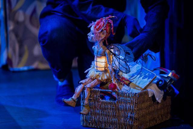 Peter Pan at Polka Theatre