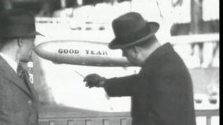 Goodyear Airship Operations History Video