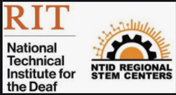 national technical institute for the deaf- ntid logo