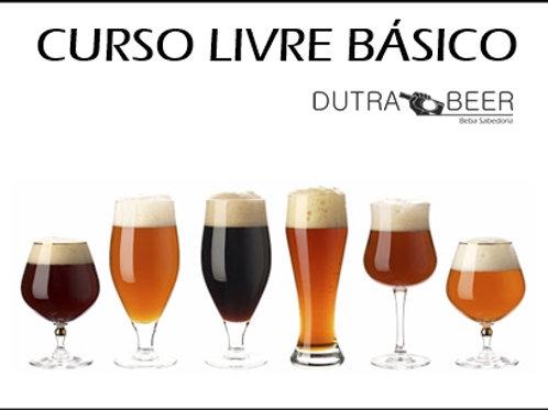 Curso: Introdução ao Universo das Cervejas Artesanais