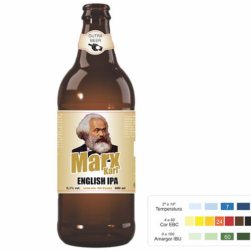 ENGLISH IPA - Marx