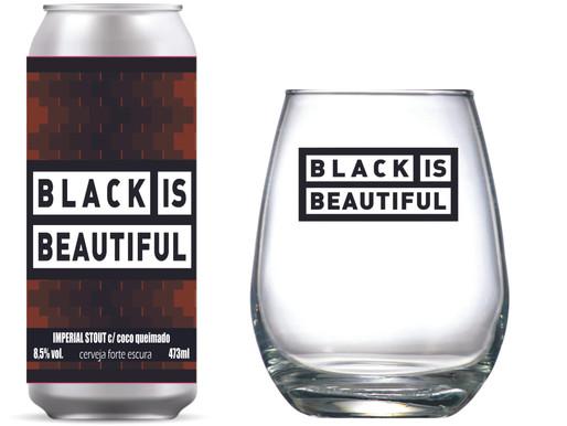 DUTRA BEER LANÇA PRÉ-VENDA DA SUA BLACK IS BEAUTIFUL