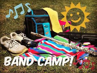 BAND CAMP!!!!!!