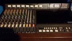 "Tascam 388 1/4"" 8 tracks tape machine N 2"