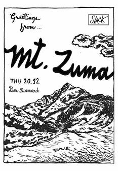 MT.ZUMA @ Bar Diamond