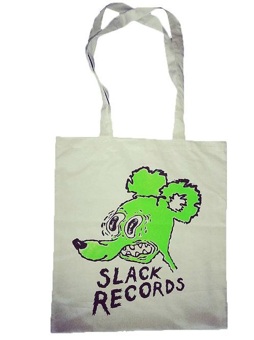 SLACK RAT tote bag