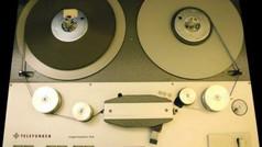 Mastering machine telefunken M15A.