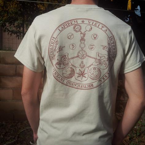 SAN LEO shirt - back