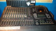 Tascam 688 8 tracks cassette tape machine