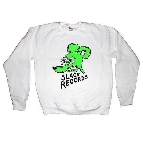 Slack Records Rat sweater
