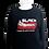 "Thumbnail: ""Social Flex"" black sweater"