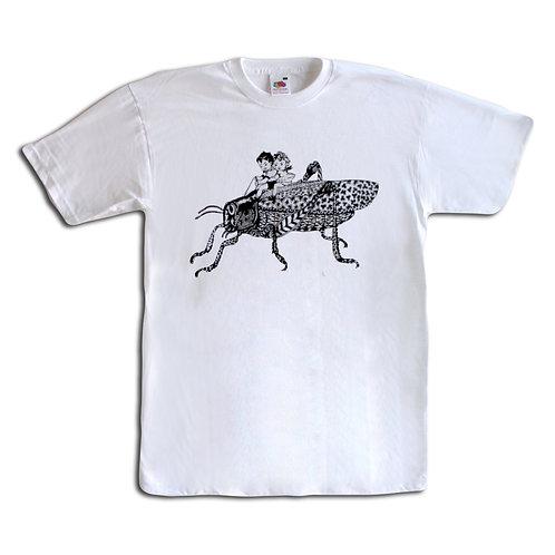"""BUGRIDE""shirt"