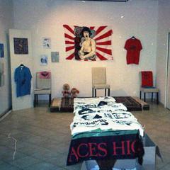 Slack-a-Mole exhibition at Radio Talpa