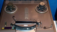 "Otari mx5050 1/2"" 8 track tape recorder"