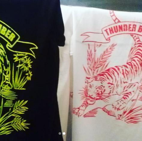 T-shirts for THUNDER BOMBER