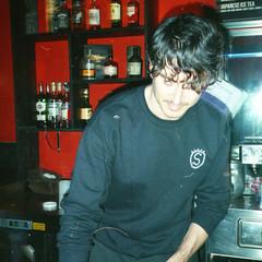 Kool-Aid-Luke in the brand new sweater