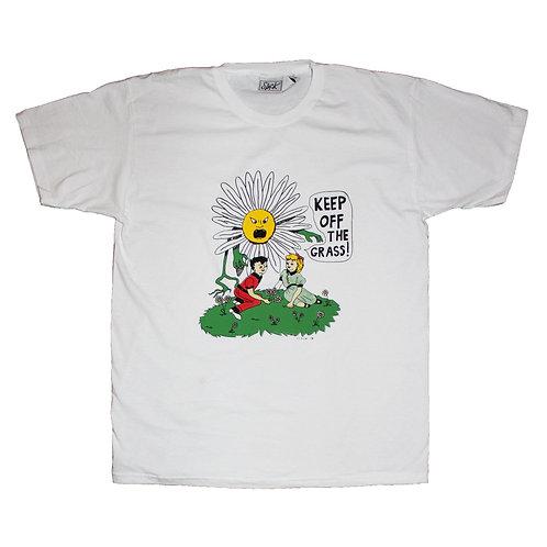 """""""Keep off"""" shirt"""