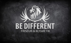 Be Different Logo A4