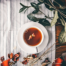 tea, coffee and hot chocolate