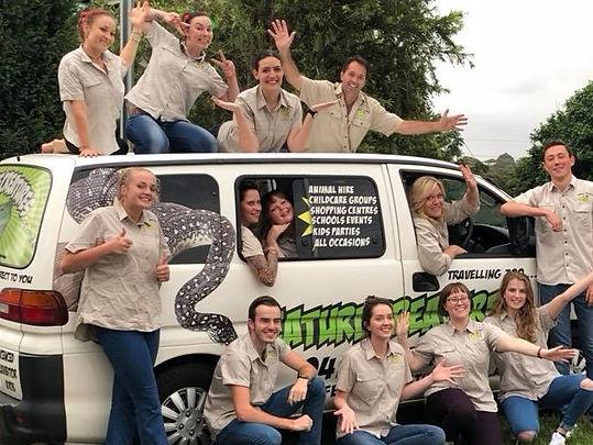 Jacki Salkeld Zoo Keepers