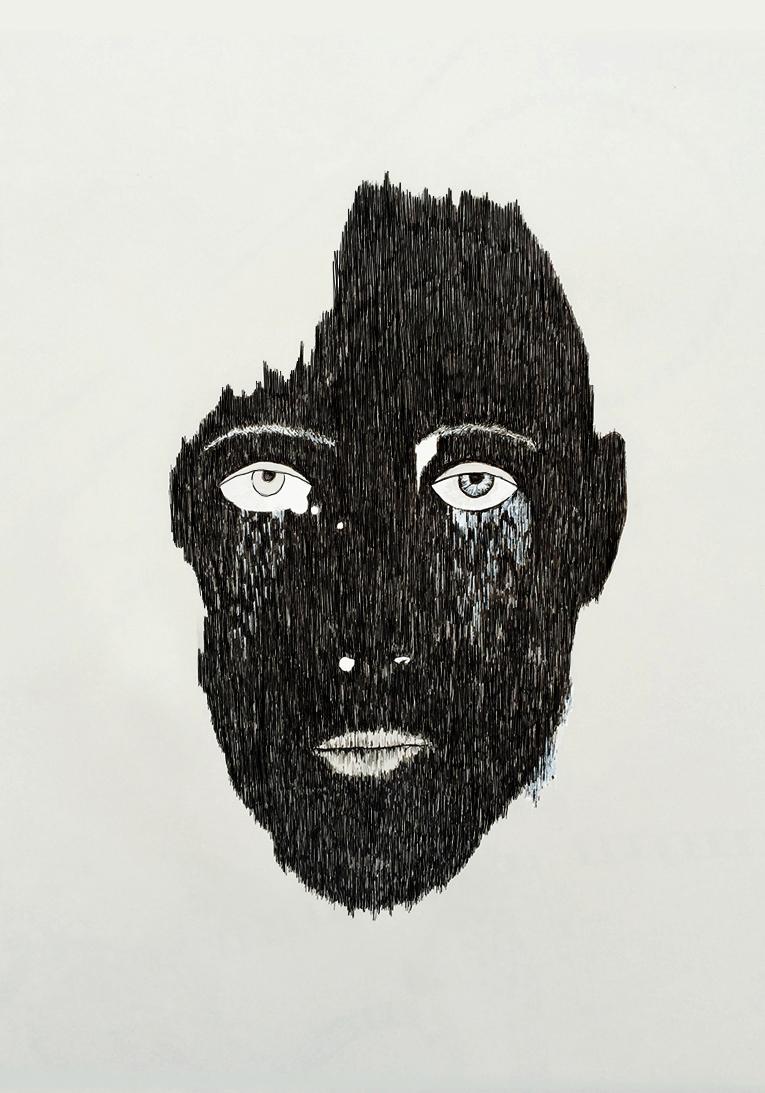 Black portrait 2015